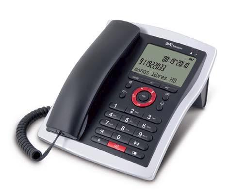 Τηλεφωνική συσκευή αναλογική SPC3803