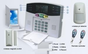 ασύρματος συναγερμός ML-300K