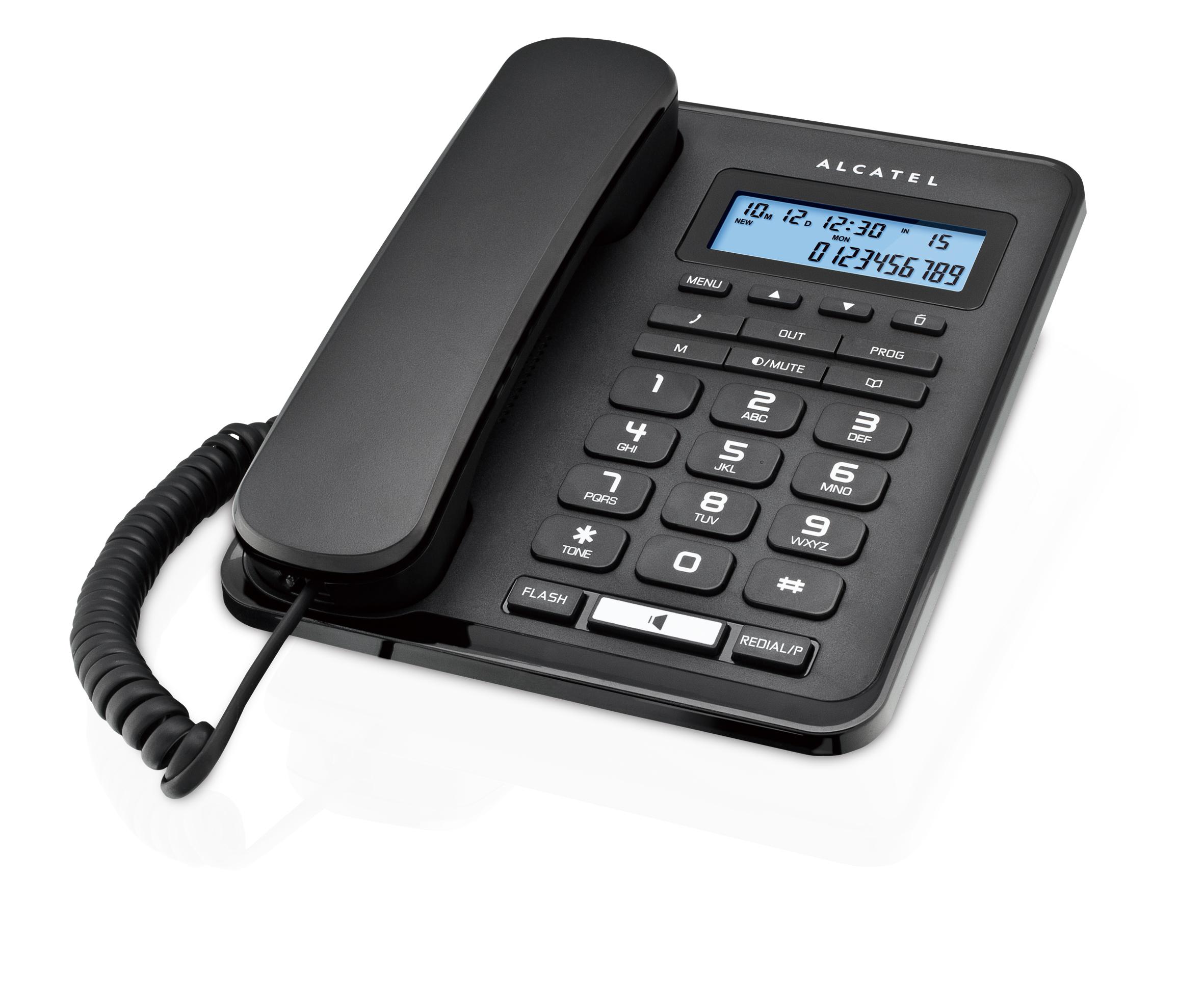 Τηλεφωνική συσκευή αναλογική Alcatel T50