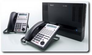 Τηλεφωνικά κέντρα NEC SL1000