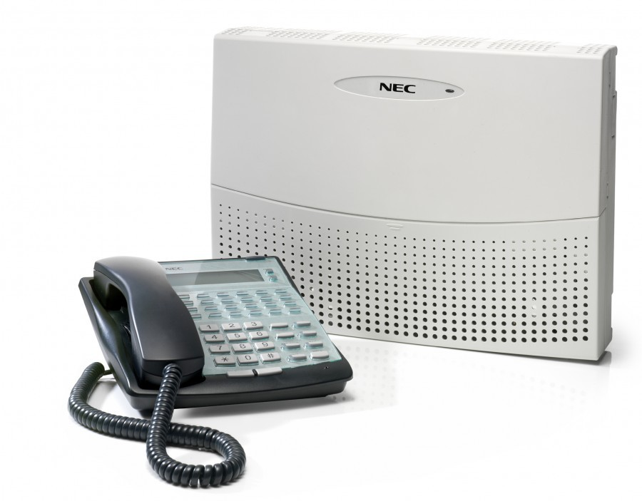 Τηλεφωνικά κέντρα NEC XN 120