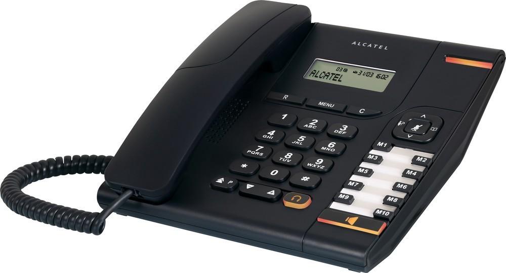 Τηλεφωνική συσκευή αναλογική Alcatel T 580